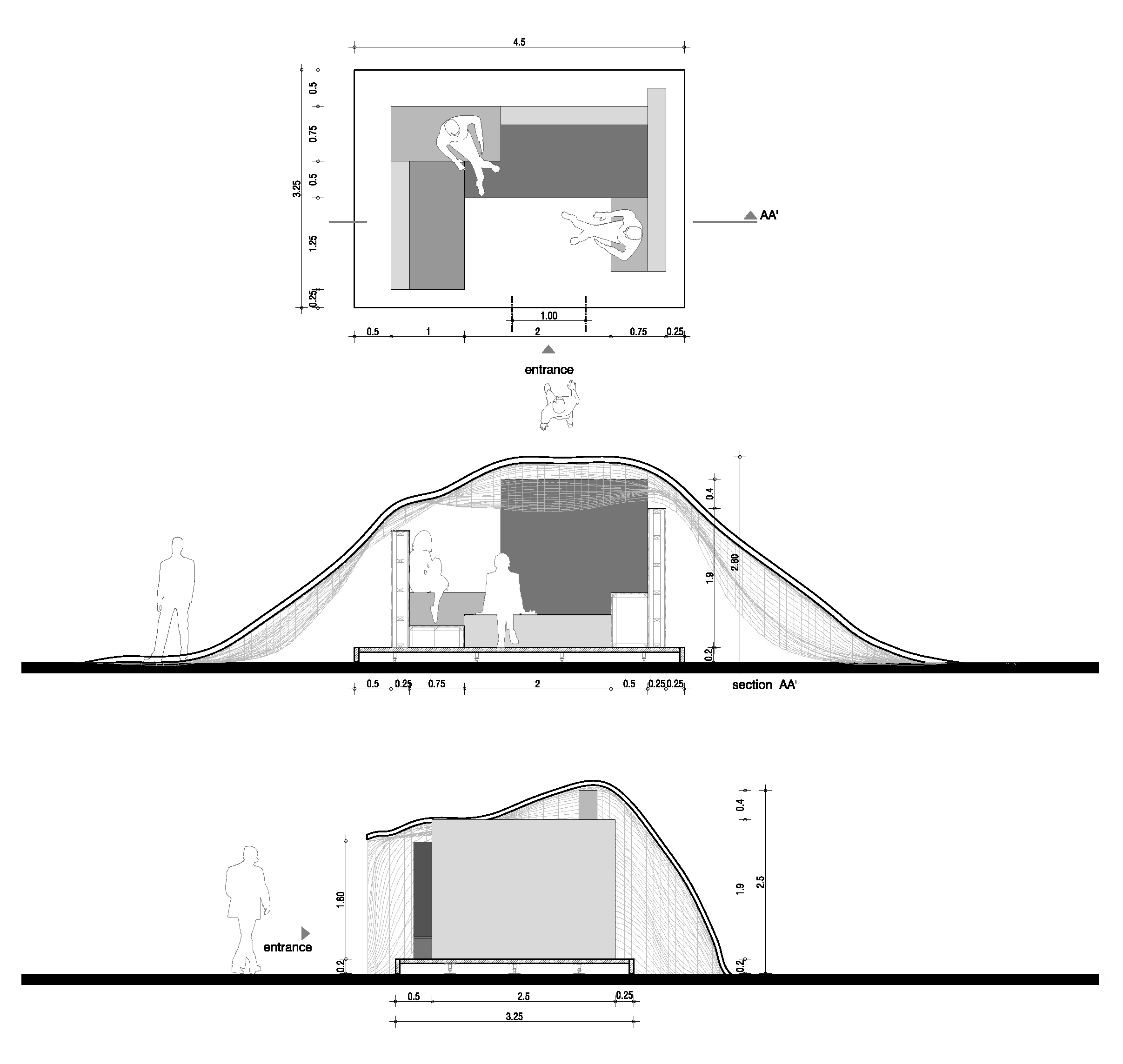 JMCA - WARMING HUT-PLAN -PANO